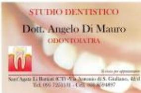 Dott. Di Mauro Angelo