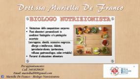 Dott.ssa Mariella De franco