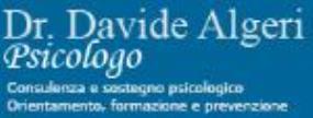 Dott. Algeri Davide
